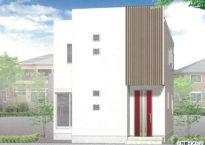 第1尾上1号地モデルハウス(加古川市尾上町今福)